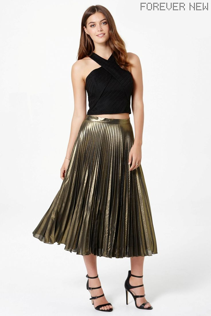 Pleated Skirts Online Shopping