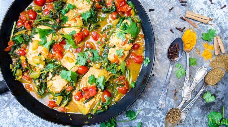 Het recept voor deze Indiase viscurry is een aanrader voor iedereen die dol is op Indiaas eten. De smaken zijn geweldig bij elkaar!