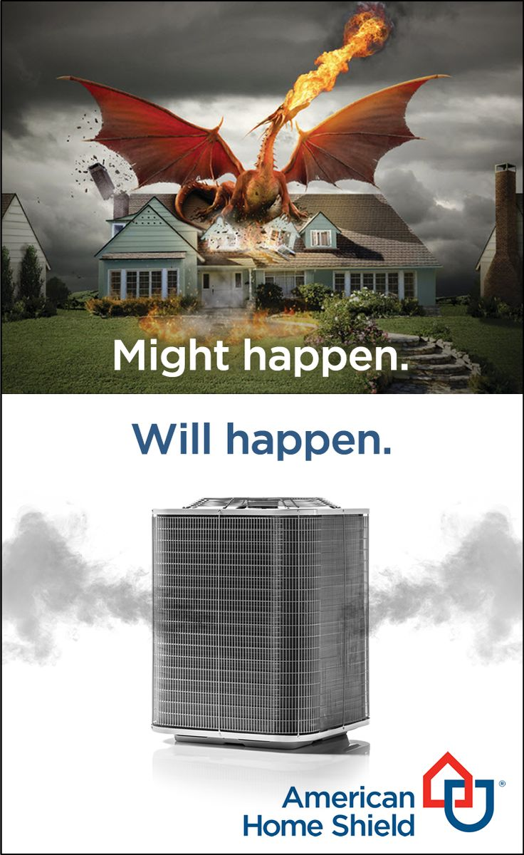 Homeowners Insurance covers things that Might happen. An AHS Home Warranty helps protect you from the things that Will happen.