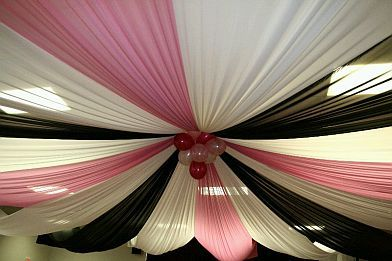 25 best ideas about adornos de globos on pinterest for Decoracion de techos interiores