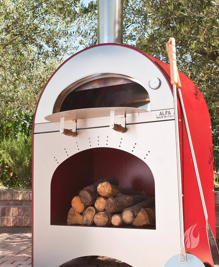 10 best Pizzaofen images on Pinterest Pizza ovens, Outdoor pizza - pizzaofen mit grill