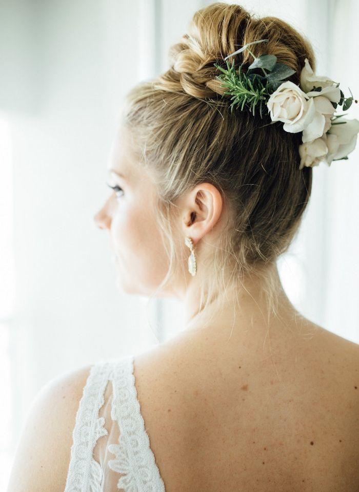 18++ Quelle coiffure mariage le dernier