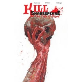 Kill Shakespeare Volume 3: The Tide of Blood The critically acclaimed series returns with a new adventure of Shakespearean proportions! With Richard III and Lady Macbeth defeated Hamlet Juliet Othello and Romeo face an even greater danger - Pros http://www.MightGet.com/january-2017-13/kill-shakespeare-volume-3-the-tide-of-blood.asp