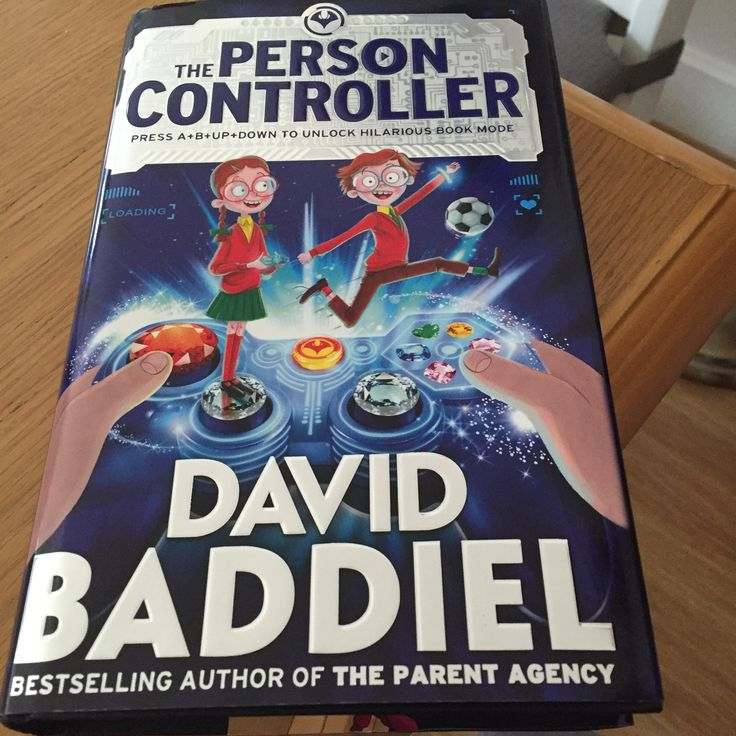 The Person Controller by David Baddiel  Review & Competition!  | motherinlondon