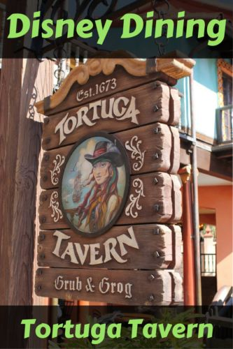 Tortuga Tavern in Magic Kingdom is located in Adventureland across from Pirates of the Caribbean; This restaurant is only open when the park is really busy.