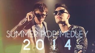 Summer Pop Medley 2014 - Sam Tsui & Kurt Hugo Schneider - YouTube