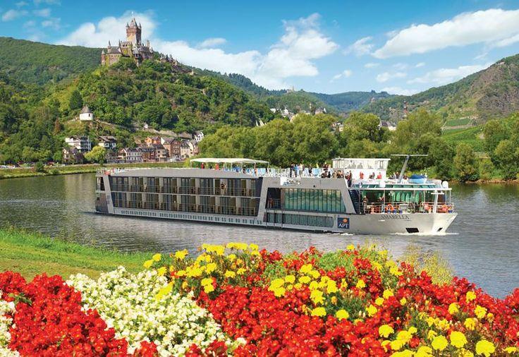 River cruise ship Danube