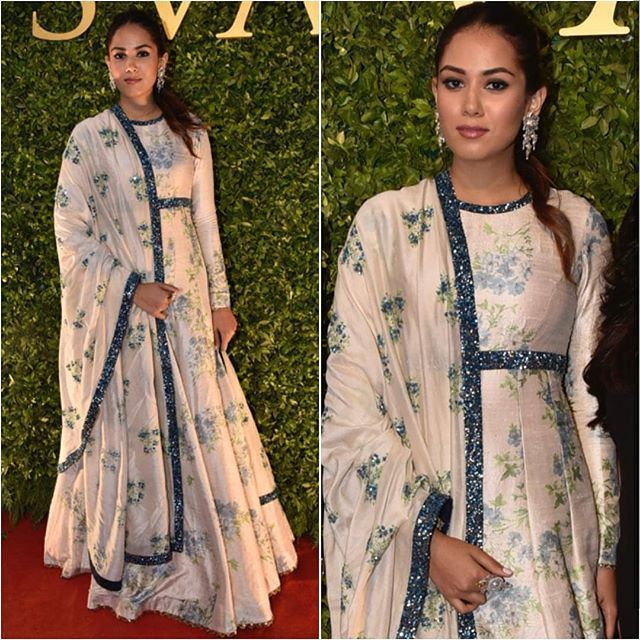 A perfect blend of chic and traditional trust mirakapoor tohellip