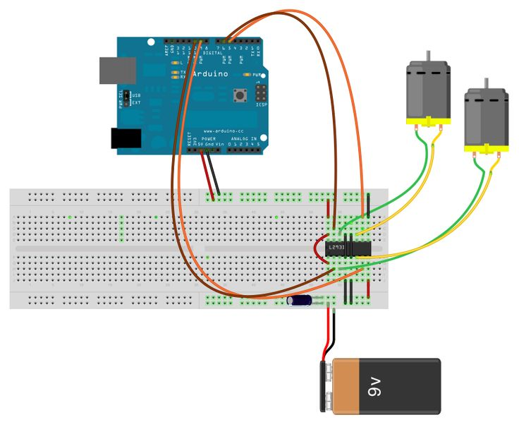 25 Unique Arduino Motor Control Ideas On Pinterest