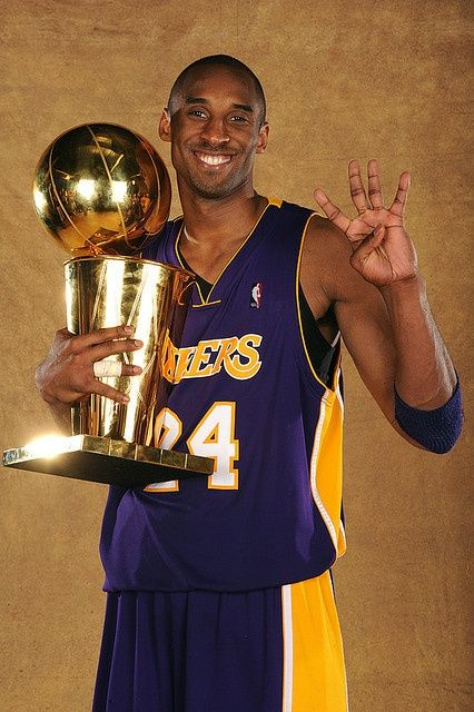 Kobe Bryant - Los Angeles Lakers