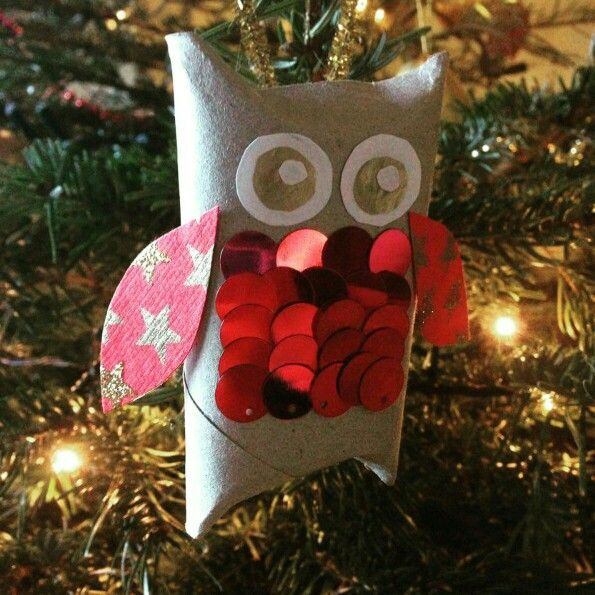 Easy christmas crafting