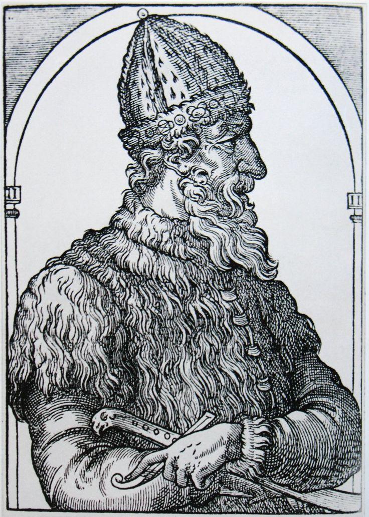 イヴァン3世 ロシア帝国の基礎を築いたモスクワ大公。