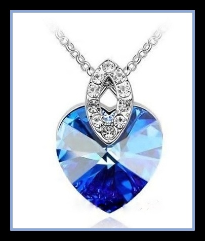 Enter to win one of 3 of these beautiful swarovski crystal necklaces FREE!!! https://www.facebook.com/pennyauctionscanada/app_152045414852131