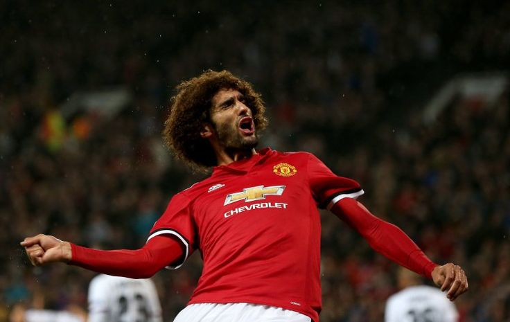 Steven Gerrard urges Jose Mourinho to play Marouane Fellaini as a ahead Marouane Fellaini scored Manchester United's opener against Basel. (EPA) Steven Gerrard believes Jose Mourinho will get the best out of Marouane Fellaini if he plays the Belgian as a forward for Manchester United. Fellaini scored the opener in the 3-0 win over Basel in United's opening Champions League group game on Tuesday evening. Jose Mourinho tears into Man Utd stars after 3-0 win over Basel The 29-year-old also…