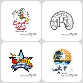 Desain Logo | Logo Kuliner |  Desain Gerobak | Jasa Desain dan Produksi Gerobak: Desain Logo Corporate