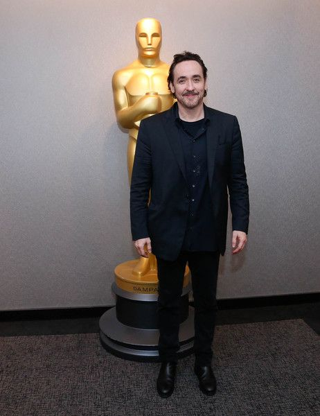 "John Cusack attends Official Academy Screening of ""Love & Mercy"" hosted by The Academy of Motion Picture Arts and Sciences at The Academy Theatre at Lighthouse International on June 4, 2015 in New York City."
