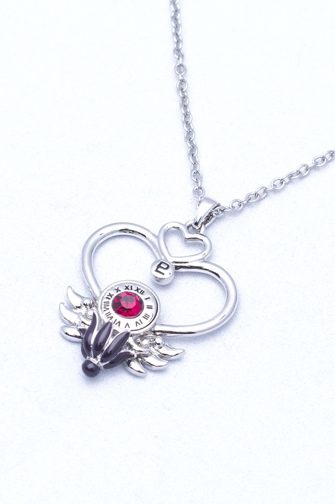 Sailor Pluto Necklace
