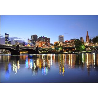 My home town Melbourne Australia