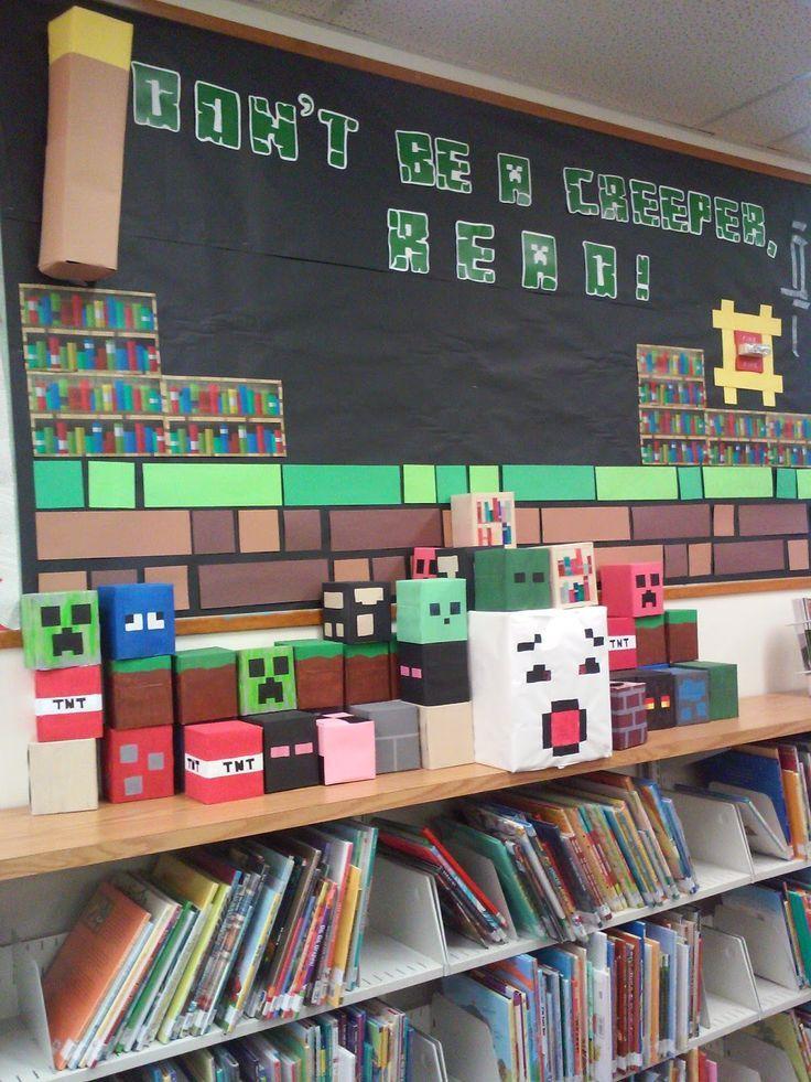 The 25+ best Minecraft classroom ideas on Pinterest ...