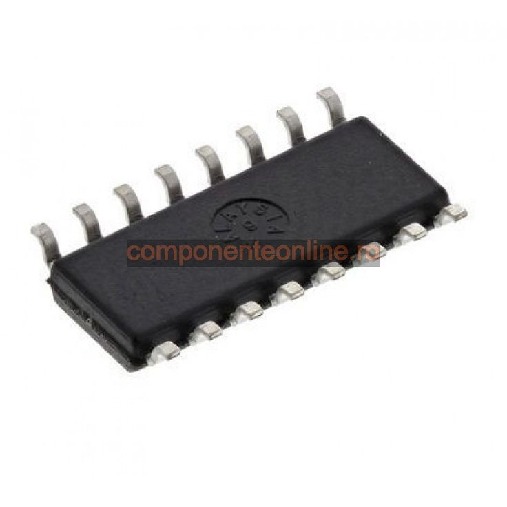 Circuit integrat HIP4082IBZ, Intersil - 002728