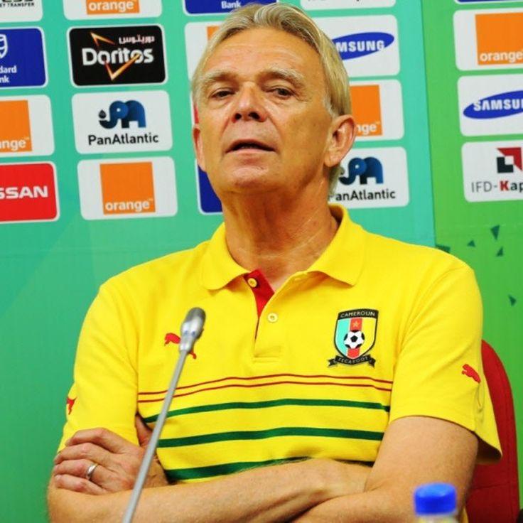 L?équipe nationale de football fanion du Cameroun s?offre un nouveau staff technique. L?entraîneur Volker Finke a été remercié le 30 octobre 2015 par