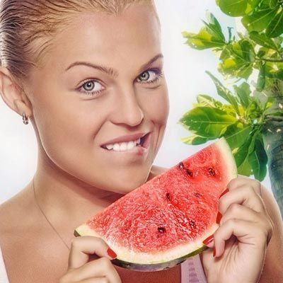 Melonen Rezepte zum Abnehmen: gesunde Diät-Rezepte mit Melonen und Wassermelonen. www.ihr-wellness-magazin.de