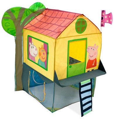Play-Hut Playhut Peppa Pig Tree House