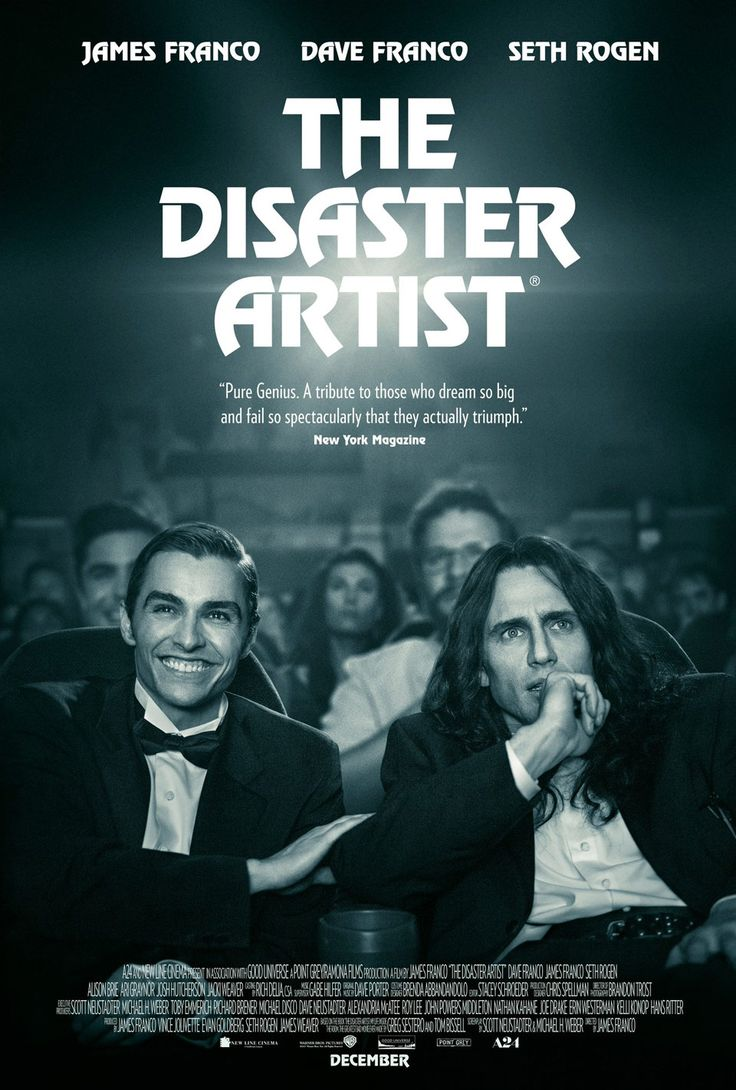 Read the The Disaster Artist (2017) script written by