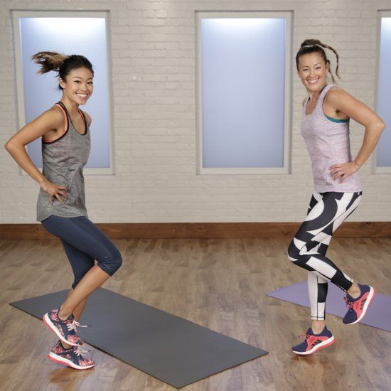 Strength Training For Runners | 10-Minute Workout