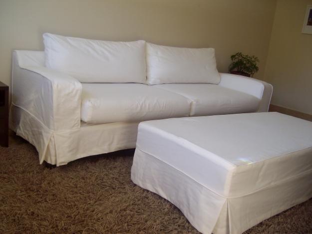 Capas e reformas de sofá.