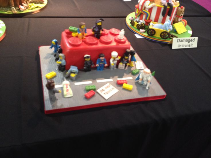 97 best Lego movie cake ideas images on Pinterest Conch fritters