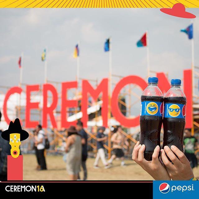 Seguimos disfrutando del #PepsiCeremonia