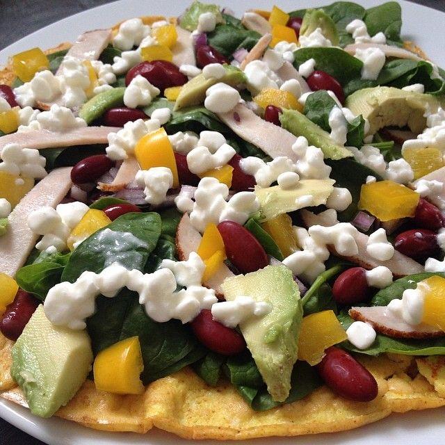 Denne bandit røg ned til #frokost Åben #æggewrap med #kylling, diverse #grøntsager og hyttemor #lunch#befitfood#befitfoods#foodformuscles#musclefood#muskelmad#protein#wrap#fitnessmotivation#fitspo#fitstagram#eatclean#cleaneating#gains#healthyfood#heaæthyfoods#proteinfood#chicken#veggies#fitlife#sundhed#aarhus#fitfamdk#fitfam#fitnessfood#cleanfood #Padgram