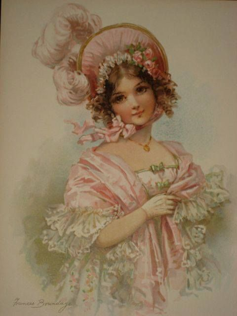 Victorian lady, Living From Glory To Glory Blog