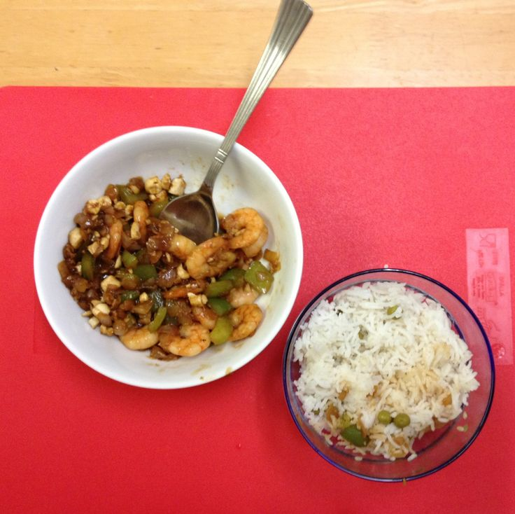 Prawns in Yellow Bean Sauce- from Gok Cooks Chinese- cooked!