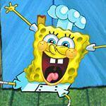 Play Spongebob Pizza Restaurant on gamev6.com-Free Online Mobile Games