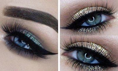 Eye Makeup Ideas for Blue Eyes