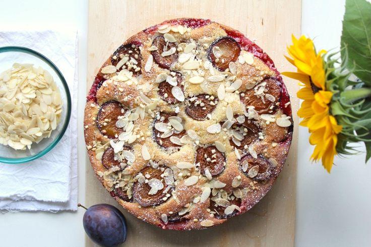 Zwetschgen-Mandel-Kuchen www.gluecksfrucht.de