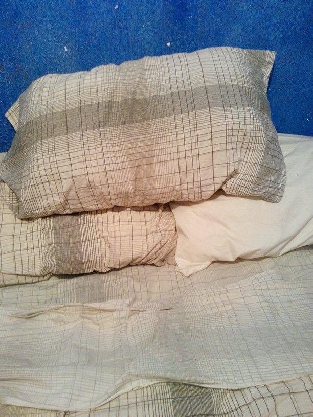 Almohadas mullidas, para un dulce dormir...