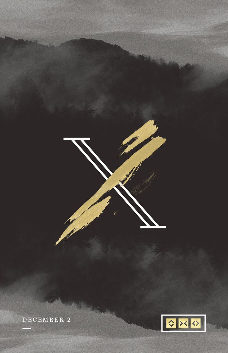 X | Sermon Series on Behance