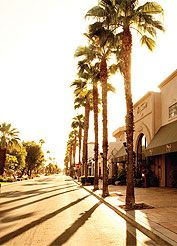 Palm Springs Area Shopping  Scroll to bottom ,downtown shops