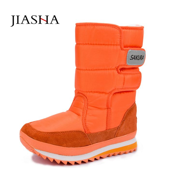 ==> [Free Shipping] Buy Best Woman boots Warm Ladies winter boots colorful snow boot 2016 fashion new arrivals Online with LOWEST Price | 32702498533