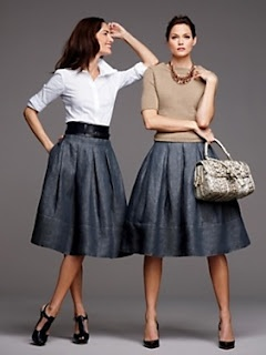 Talbots Champs Elysees Skirt