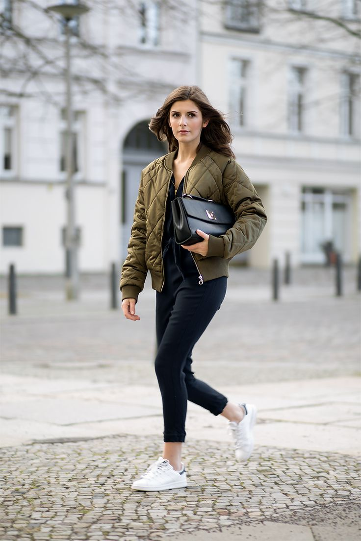 Best 25  Green bomber jacket outfit ideas on Pinterest | Green ...