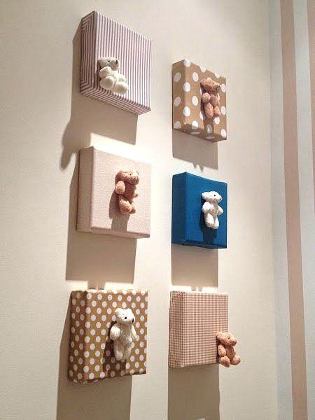 M s de 1000 ideas sobre hacer marcos para cuadros en - Habitaciones originales para ninos ...