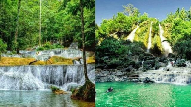 Spesial Untukmu Inilah Daftar Wisata Air Terjun Terindah Di Indonesia Wajib Cobain Ke Sana Di 2020 Air Terjun Air Air Terjun Madakaripura