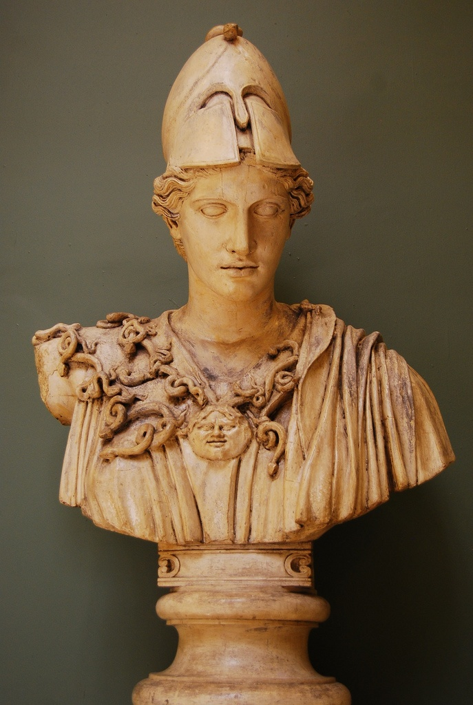 46 best images about Athena on Pinterest | Statue of, 1st ...