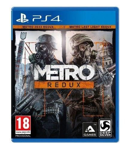 Metro Redux pas cher, promo jeux vidéo Priceminister pas cher, Metro Redux sur PS4 prix promo Priceminister 27.00 € TTC Prix d'origine : 39,99 € - 32 % d'économie