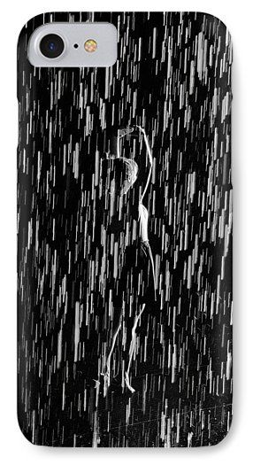 Under The Rain IPhone 7 Case for Sale by Zina Zinchik