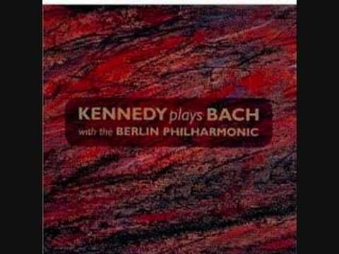 J.S.Bach: Concerto for Oboe and Violin in D minor Nigel Kennedy